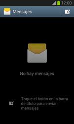 Samsung i8260 Galaxy Core - Mensajería - Configurar el equipo para mensajes de texto - Paso 4
