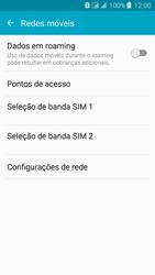 Samsung Galaxy J3 Duos - Internet (APN) - Como configurar a internet do seu aparelho (APN Nextel) - Etapa 5