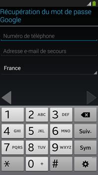 Samsung Galaxy Note 3 - Premiers pas - Créer un compte - Étape 17