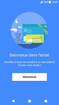 Sony Xperia XA2 Ultra - E-mails - Ajouter ou modifier votre compte Outlook - Étape 4