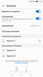 Huawei P10 - Bluetooth - headset, carkit verbinding - Stap 7