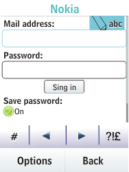 Nokia C2-03 - E-mail - Manual configuration - Step 8