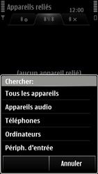 Nokia 500 - Bluetooth - connexion Bluetooth - Étape 12