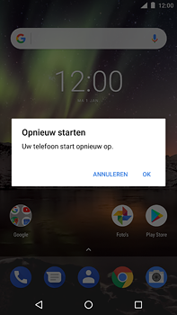 Nokia 6 (2018) - MMS - handmatig instellen - Stap 20