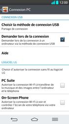 LG G2 - Internet et connexion - Utiliser le mode modem par USB - Étape 9