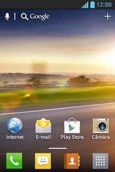 LG E612 Optimus L5 - Primeiros passos - Como ativar seu aparelho - Etapa 1