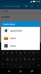 HTC Desire 816 - E-mails - Envoyer un e-mail - Étape 12