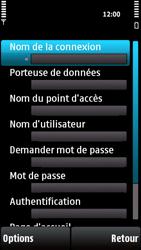Nokia X6-00 - MMS - configuration manuelle - Étape 15