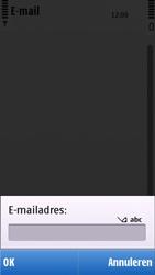 Nokia C5-03 - E-mail - e-mail instellen: POP3 - Stap 7