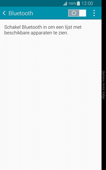 Samsung N915FY Galaxy Note Edge - WiFi en Bluetooth - Bluetooth koppelen - Stap 5