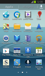 Samsung Galaxy Express - Applications - Supprimer une application - Étape 3