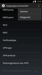 Blackphone Blackphone 4G (BP1) - Internet - Handmatig instellen - Stap 15