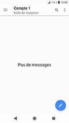 Sony Xperia XZ - Android Oreo - E-mail - envoyer un e-mail - Étape 3