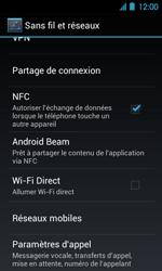 Acer Liquid Glow E330 - Internet - Activer ou désactiver - Étape 5
