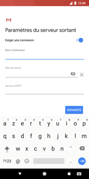 Google Pixel 2 XL - E-mail - Configuration manuelle - Étape 17