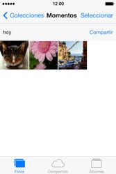 Apple iPhone 4S iOS 7 - Mensajería - Escribir y enviar un mensaje multimedia - Paso 11
