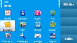 Nokia N97 - E-mail - Handmatig instellen - Stap 3