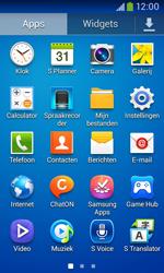Samsung S7275 Galaxy Ace 3 - E-mail - e-mail instellen: POP3 - Stap 3