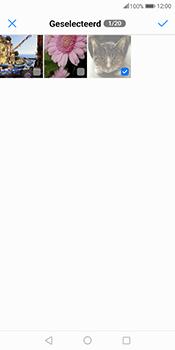 Huawei Mate 10 Pro - E-mail - hoe te versturen - Stap 14