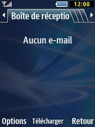 Samsung Solid 271 - E-mails - Ajouter ou modifier un compte e-mail - Étape 4