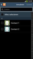 Samsung Galaxy S4 VE 4G (GT-i9515) - Contacten en data - Contacten kopiëren van SIM naar toestel - Stap 8