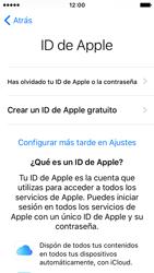 Apple iPhone SE - Primeros pasos - Activar el equipo - Paso 19