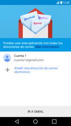 LG K10 4G - E-mail - Configurar Gmail - Paso 16