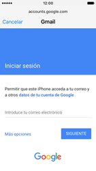 Apple iPhone SE - E-mail - Configurar Gmail - Paso 6