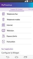 LG D855 G3 - Applications - MyProximus - Étape 24