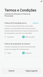 Huawei P9 Lite - Primeiros passos - Como ligar o telemóvel pela primeira vez -  7