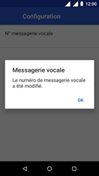 Nokia 1 - Messagerie vocale - Configuration manuelle - Étape 12