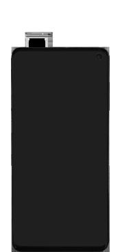 Samsung Galaxy S10 - Toestel - simkaart plaatsen - Stap 6