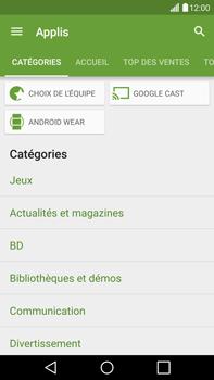 LG G4 - Applications - Télécharger une application - Étape 6