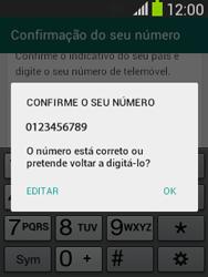 Samsung Galaxy Pocket Neo - Aplicações - Como configurar o WhatsApp -  7