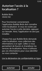 Nokia Lumia 520 - Applications - Créer un compte - Étape 9