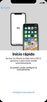 Apple iPhone X - Primeiros passos - Como ligar o telemóvel pela primeira vez -  9