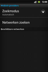 Sony ST27i Xperia Go - Netwerk - gebruik in het buitenland - Stap 9