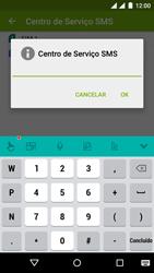Wiko Rainbow Jam DS - SMS - Como configurar o centro de mensagens -  8