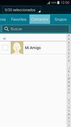 Samsung Galaxy A3 - Mensajería - Escribir y enviar un mensaje multimedia - Paso 6