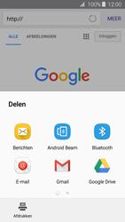Samsung J320 Galaxy J3 (2016) - Internet - hoe te internetten - Stap 16