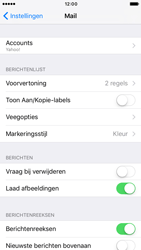 Apple iPhone 6 iOS 10 - E-mail - handmatig instellen (yahoo) - Stap 9