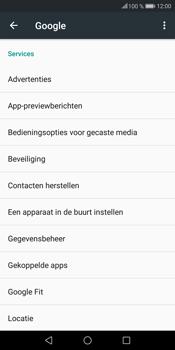 Huawei Mate 10 Lite - Beveiliging en privacy - Zoek mijn mobiel activeren - Stap 4