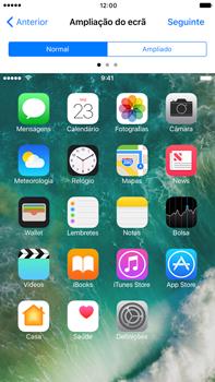 Apple iPhone 7 Plus - Primeiros passos - Como ligar o telemóvel pela primeira vez -  25