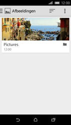 HTC Desire 320 - MMS - Afbeeldingen verzenden - Stap 16