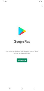 Samsung Galaxy S8+ - Android Pie (SM-G955F) - Applicaties - Account aanmaken - Stap 4