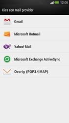 HTC One - E-mail - e-mail instellen: IMAP (aanbevolen) - Stap 5