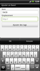 HTC Z715e Sensation XE - Internet - navigation sur Internet - Étape 10