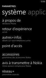 Nokia Lumia 620 - Internet - Configuration manuelle - Étape 8
