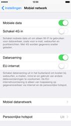 Apple iPhone 6 iOS 8 - Internet - Internet gebruiken in het buitenland - Stap 7