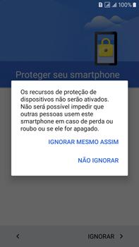 Samsung Galaxy On 7 - Primeiros passos - Como ativar seu aparelho - Etapa 11